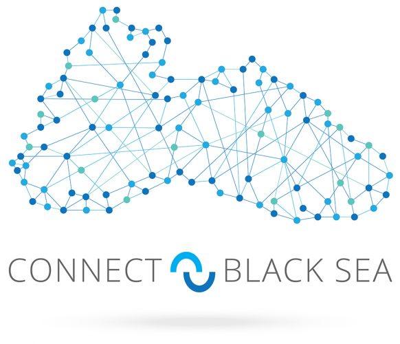Connect To Black Sea Logo