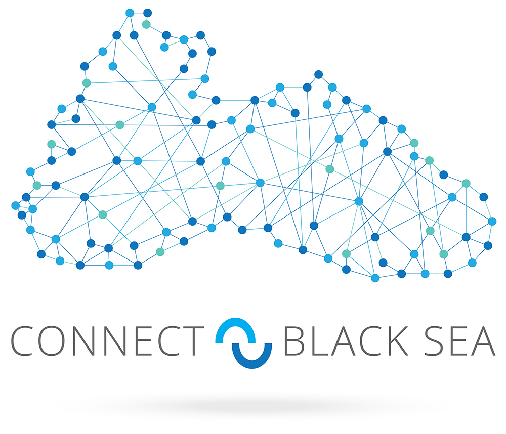 Connect To Black Sea Logo