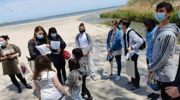 The Black Sea Young Ambassador Selma Menabit has participated in the EMD2021 event!