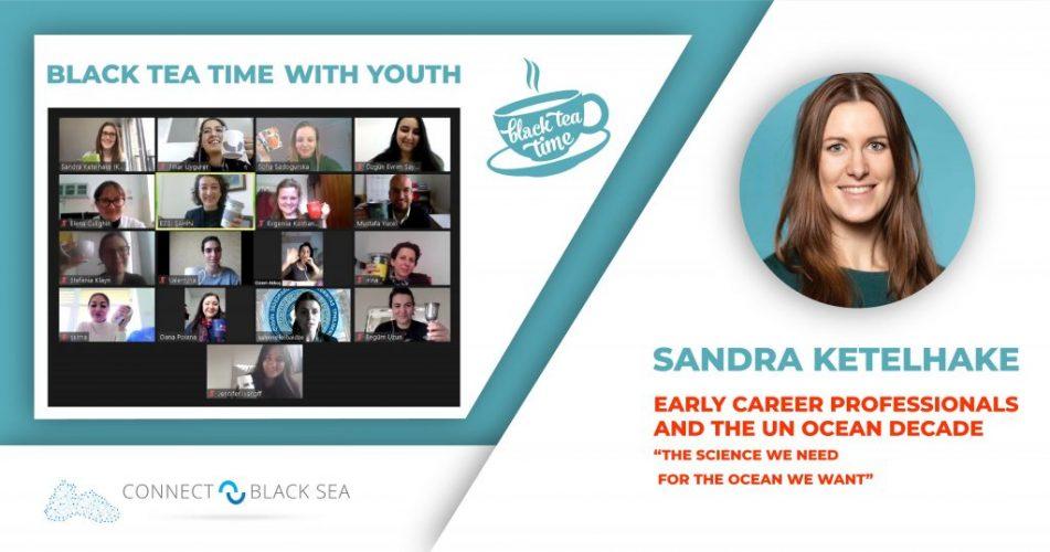 Black Tea Time with Young Ambassadors